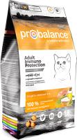 Корм для кошек ProBalance Immuno с курицей и индейкой (1.8кг) -
