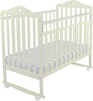Детская кроватка Альма-Няня Катарина 190119 (бежевый) -