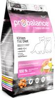Корм для кошек ProBalance 1'st Diet для котят c цыпленком (10кг) -