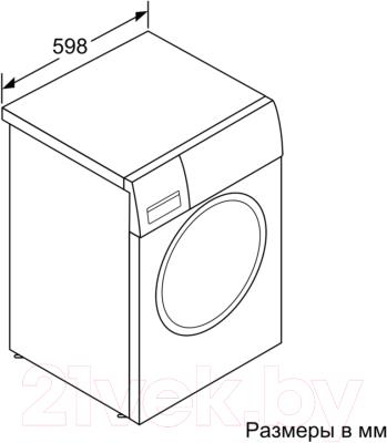 Стиральная машина Bosch WAT24442BL