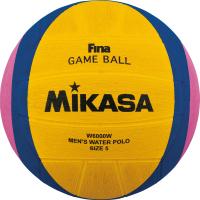 Мяч для водного поло Mikasa W6000W (желтый/синий/розовый) -
