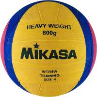 Мяч для водного поло Mikasa WTR9W (желтый/синий/розовый) -