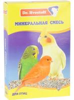 Кормовая добавка для животных Dr.Hvostoff Минеральная смесь для всех видов птиц  (1кг) -