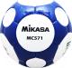 Футбольный мяч Mikasa MC 571 WB (размер 5) -