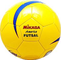 Мяч для футзала Mikasa FSC-62YELLOW (размер 4) -