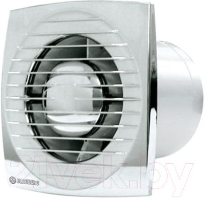 Вентилятор вытяжной Blauberg Bravo Chrome 100
