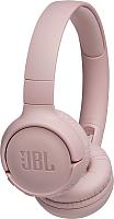 Наушники-гарнитура JBL Tune 500BT (розовый) -