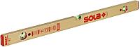 Уровень строительный Sola AZ 3 180 -