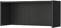Полка Ikea Билли 603.842.41 (черный) -