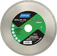 Отрезной диск алмазный Norton 70184625180 -