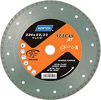 Отрезной диск алмазный Norton 70184625186 -