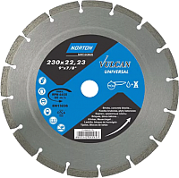 Отрезной диск алмазный Norton 70184625175 -