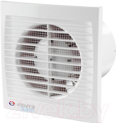 Вентилятор вытяжной Vents Силента 100 С