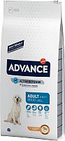 Корм для собак Advance Maxi Adult с курицей и рисом (14кг) -