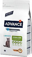 Корм для кошек Advance Young Sterilized с курицей и рисом (1.5кг) -