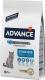 Корм для кошек Advance Sterilized с индейкой (3кг) -