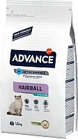 Корм для кошек Advance Sterilized Hairball (1.5к) -