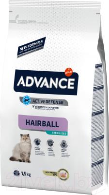 Корм для кошек Advance