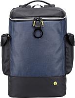 Рюкзак Tangcool TC723 (черный/синий) -