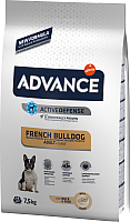 Корм для собак Advance French Bulldog (7.5кг) -