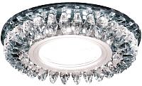 Точечный светильник Ambrella S220 CH (хром/прозрачный) -