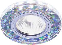 Точечный светильник Ambrella S225 W/CH/WH -