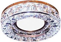 Точечный светильник Ambrella S241 BR -