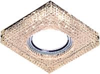 Точечный светильник Ambrella S272 CL/WW -
