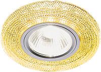 Точечный светильник Ambrella S290 GD -