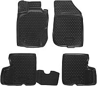 Комплект ковриков Novline NLC.3D.41.29.210KH для Nissan Terrano/Renault Duster (4шт) -