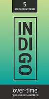 Презервативы INDIgo Over-Time №5 продленного действия -