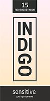 Презервативы INDIgo Sensitive №15 ультратонкие -