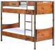 Двухъярусная кровать детская Cilek Black Pirate 20.13.1401.00 90х200 -