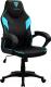 Кресло геймерское ThunderX3 EC1 Air (черный/голубой) -