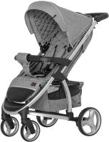 Детская прогулочная коляска Carrello Vista / CRL-8505 (Shark Gray) -