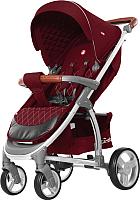 Детская прогулочная коляска Carrello Vista CRL-8505 (Ruby red) -
