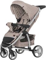 Детская прогулочная коляска Carrello Vista / CRL-8505 (Stone Beige) -