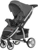 Детская прогулочная коляска Carrello Vista / CRL-8505 (Steel Gray) -