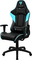 Кресло геймерское ThunderX3 EC3 Air (черный/голубой) -