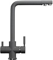 Смеситель Ulgran U-016 (309 темно-серый) -