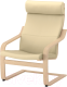Кресло мягкое Ikea Поэнг 292.866.05 -