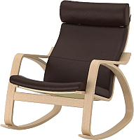 Кресло-качалка Ikea Поэнг 392.866.76 -