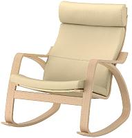Кресло-качалка Ikea Поэнг 392.866.81 -