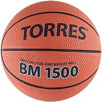 Баскетбольный мяч Torres BM1500 / B00101 (размер 1) -