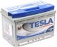 Автомобильный аккумулятор TESLA Premium Energy R / TPE75.0 low (75 А/ч) -