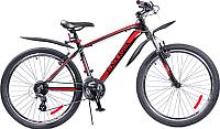 Велосипед Black Aqua Cross 2691 V GL-328V 2018 (черный/красный) -