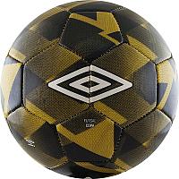 Мяч для футзала Umbro Futsal Copa / 20993U-HDN (размер 4, желтый/черный/белый) -