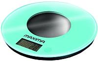 Кухонные весы Maxima MS-067 (мятный) -