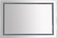 Зеркало для ванной Misty Неон 2 120x80 / П-Нео12080-2ПРКВДВП -