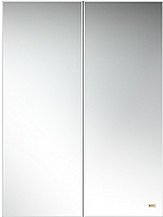 Шкаф с зеркалом для ванной Misty Балтика 70 / Э-Бал04070-011 -